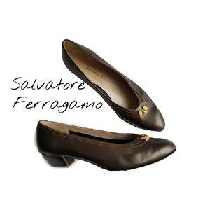 Vintage Salvatore Ferragamo shoes